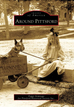 Around Pittsford, by Peggy Armitage
